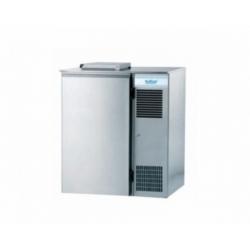 1 x 120 liter affaldssystem med køl-0