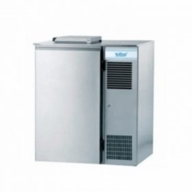 1 x 240 liter affaldssystem med køl-0