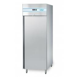 Industrikøleskab 640 liter - stål-0