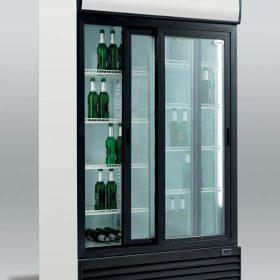 Displaykøleskab 1000 liter - Coolpart Jade 1001 SL-0