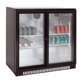 Backbar 125 liter - Coolpart Amazon 139 H-0