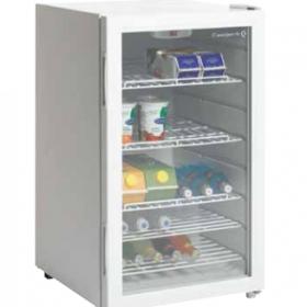 Displaykøleskab 105 liter - Coolpart Kvarts DKS 122-0