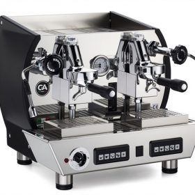 Nouva Era Espressomaskine - Altea Retro Compact - Semiautomatisk-0