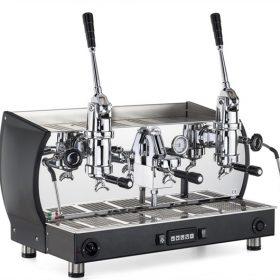 Nouva Era Espressomaskine - Levante 3 Grp.-0