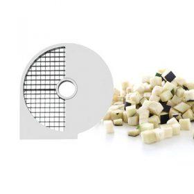 Grøntsagshakker - Tern 8x8 mm / 10x10 mm-0