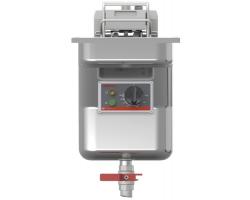 FriFri - Super Easy I 311F - med filtersystem og oliepumpe - 11,4 kW-0