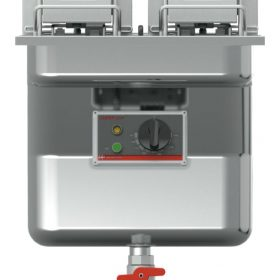 FriFri - Super Easy I 411F med filtersystem - 22 kW-0