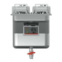 FriFri - Super Easy I 411F med filtersystem og oliepumpe - 22 kW-0