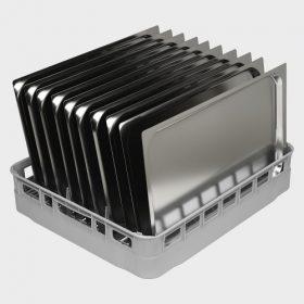 SMEG - Opvaskekurv GN 1/1 - 60x50 cm -0