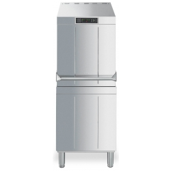 SMEG Easyline hætteopvaskemaskine - HTY510DW-0