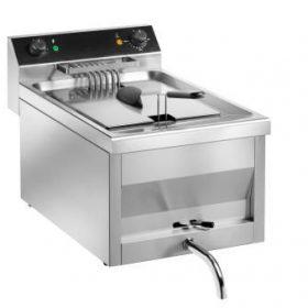 Fryer GASTROLINE 9V 1 x 9 liter 6 kW 400 V - Table Model-0