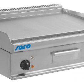 Elektrisk bageplade -doppelt- bord model -glatt-, Model E7 / KTE2BBL -0