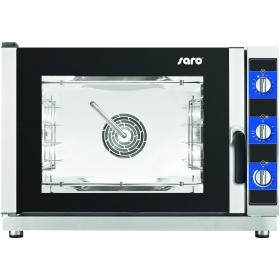 Kombineret dæmper -manuell- 4 slidser GN 1/1 eller 600 x 400 mm, model PF9004-0