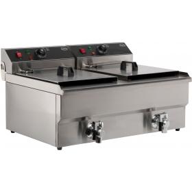 Combisteel - Friture - 2X10 liter-0