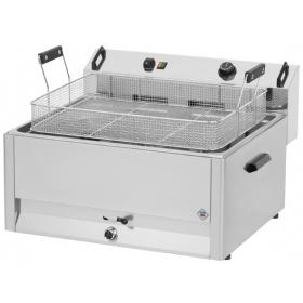 Combisteel - Friture - 1X12 liter - 6 kW-0