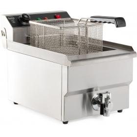 Combisteel - Friture 1X8 liter-0
